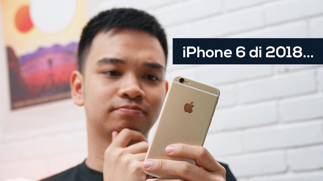 Turun Harga! iPhone 6 masih worth it ga buat dibeli di 2018?