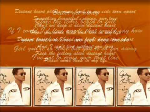 George Lamond - Distant Heart (with lyrics)