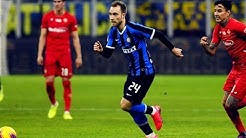 Christian Eriksen Vs Fiorentina(29/01/2020)19-20 Coppa Italia HD 1080i by轩旗