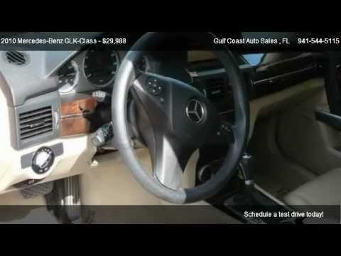 2010 mercedes benz glk class luxury suv for sale in for Mercedes benz box suv