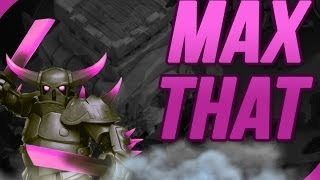 Clash of Clans: MAX THAT Ep. #14 I'M BACK!!