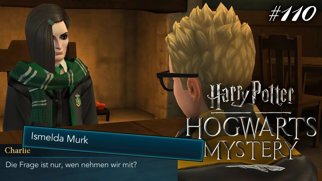 Wird Uns Ismelda Helfen Harry Potter Hogwarts Mystery 110 Youtube