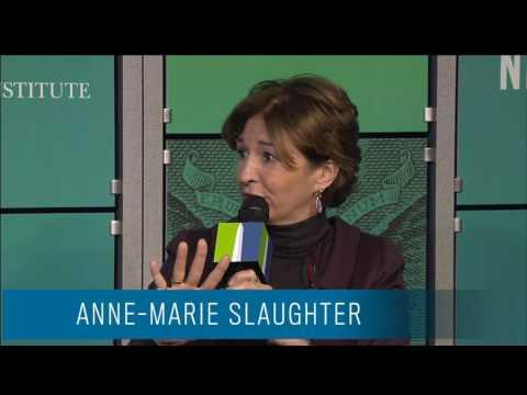 Anne-Marie Slaughter / Washington Ideas 2013