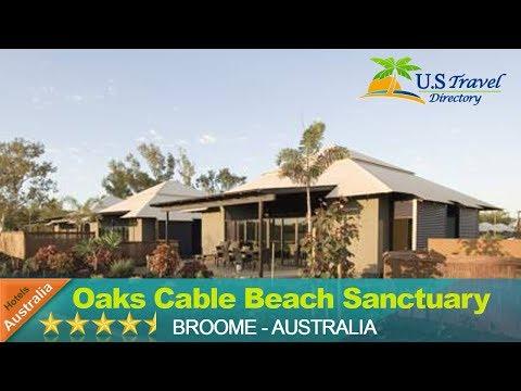 Oaks Cable Beach Sanctuary - Broome Hotels, Australia