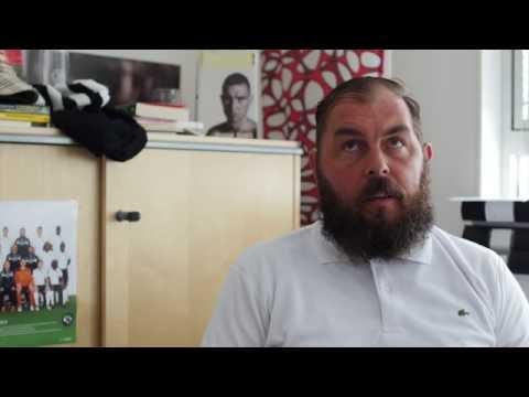Djupintervju med Alexander Axén