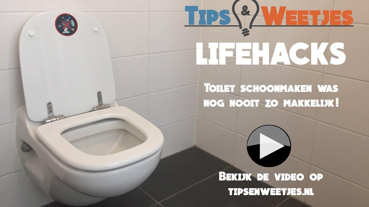 Kalk Uit Wc.Vieze Aanslag In Je Toiletpot Met Deze Truc Glanst Je Wc Er