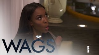 WAGS | Tia Gets Fired Up Defending Nicole Williams | E!