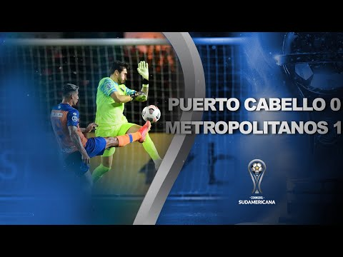 Puerto Cabello Metropolitanos Goals And Highlights