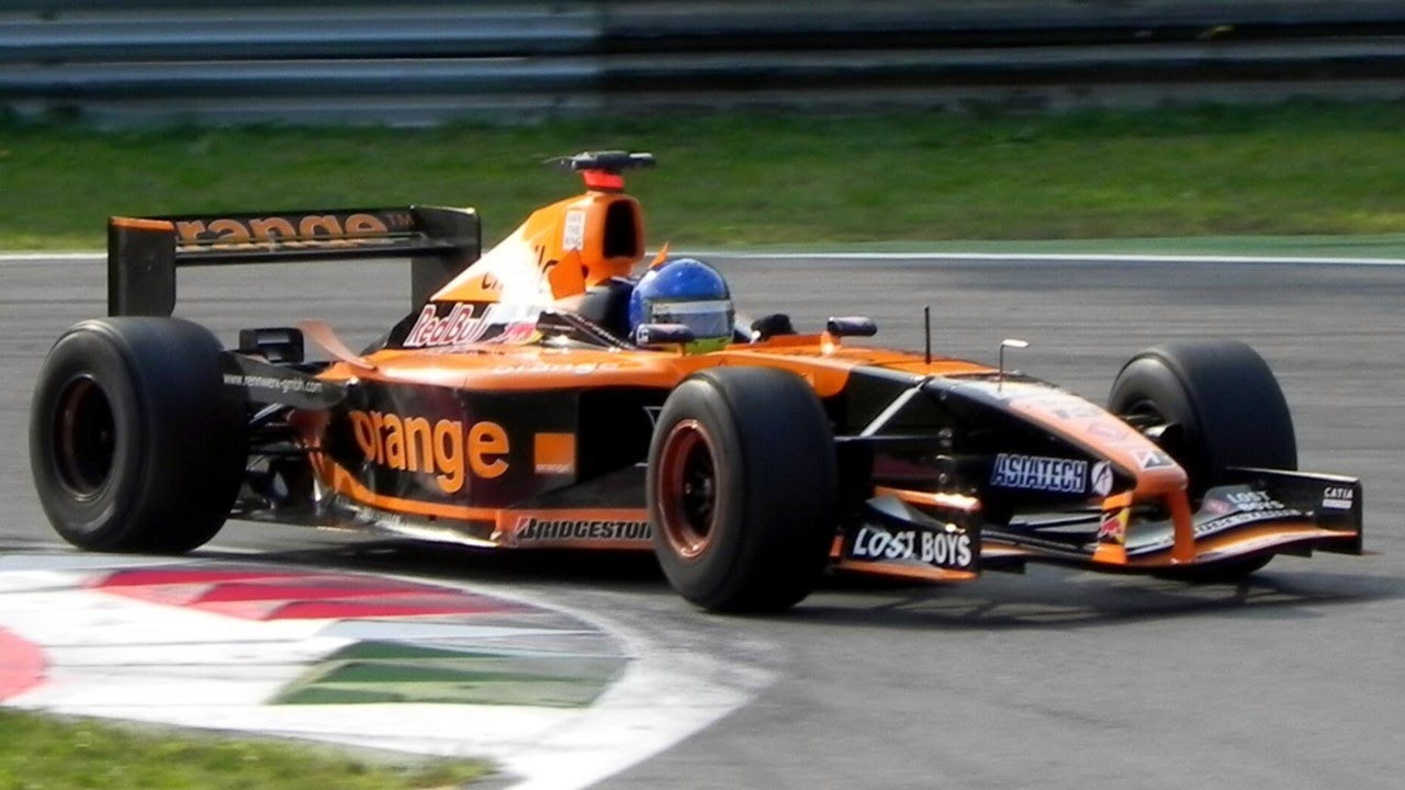 Formula 1 F1 V10 PURE SOUND 2012 Boss GP Monza YouTube