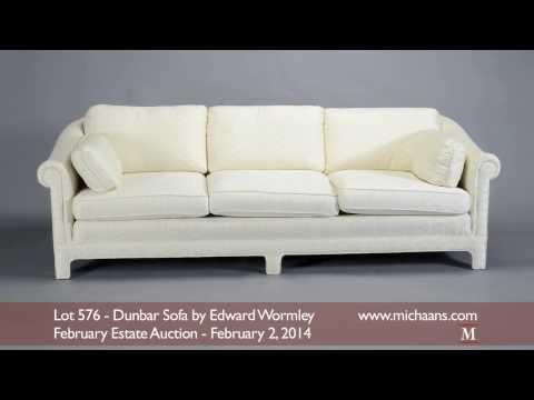 Edward Wormley Dunbar Sofa
