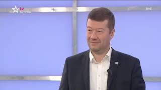Tomio Okamura: Aréna Jaromíra Soukupa 25.9.2018