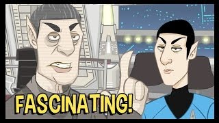 Star Trek Time Warp - The Cutting Room