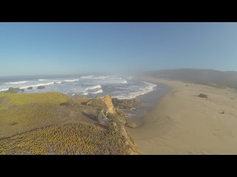 Pescadero State Beach, CA