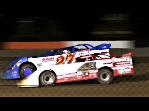 5-11-18 Late Model Last Chance #1 Attica Raceway Park
