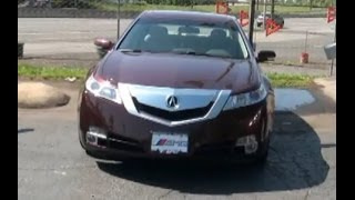 2009 Acura TL SH-AWD 3.7 Super-Handling All-Wheel Drive VTEC V6