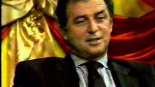 Gheorghe Hagi - Fatih Terim Anlatıyor - GALATASARAY TARİHİ