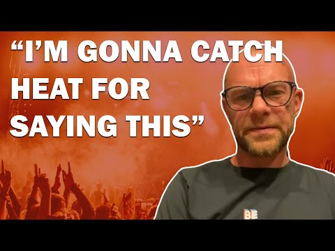 """Five Finger Death Punch's Ivan Moody: """"I'm Gonna Catch Heat For Saying This"""""""