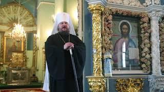 Слово митрополита Костромского и Нерехтского Ферапонта в Неделю о блудном сыне.