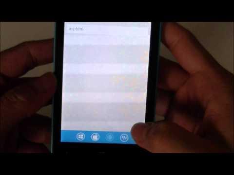 แนะนำการใช้งานพร้อมแอพพลิเคชั่นเด็ด Nokia Lumia 520 ตอนที่ 22 App Switch