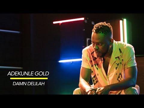 Adekunle Gold Performs Damn Delilah Live on NdaniSessions