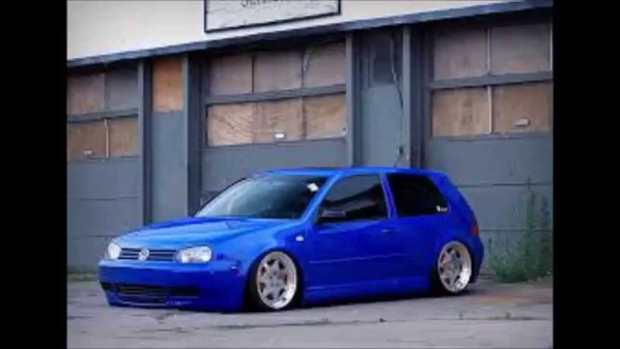 vw golf 4 tuning project german style youtube. Black Bedroom Furniture Sets. Home Design Ideas