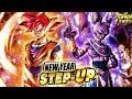 The BEST SSJ GOD GOKU & BEERUS Summons! Part 1 | Dragon Ball Legends