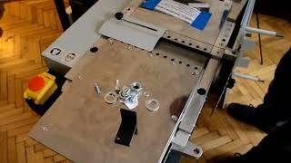 UMDS II adapter na pilu
