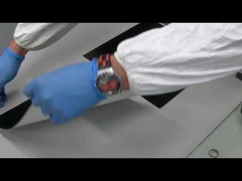CFRP - Composite Plate Manufacture