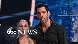 'Dancing' stars pay tribute to Las Vegas shooting victims