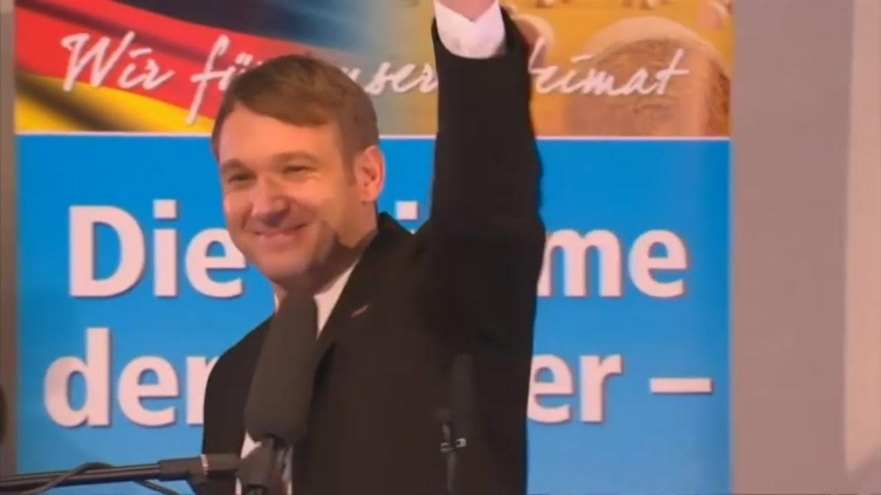 André Poggenburg macht sich mit eigener Partei selbstständig