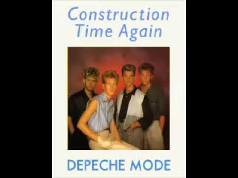 Depeche Mode 1984-03-10 Madrid (Construction Time Again) (audio only)