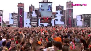 Bassjackers (Full live-set) | SLAM!Koningsdag 2014