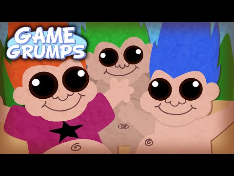 Game Grumps Animated - Super Troll Island - by GrittySugar