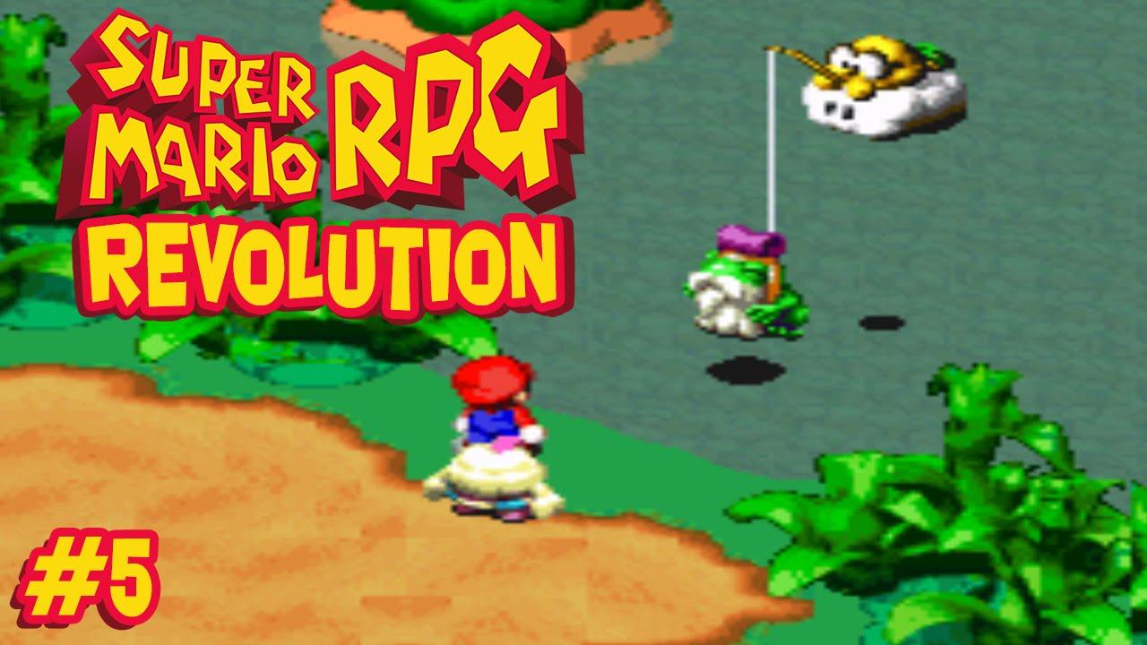 super mario rpg revolution