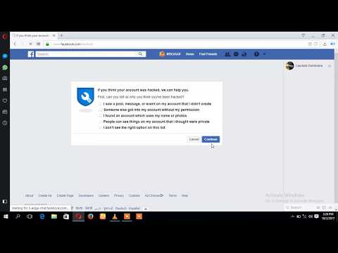 how to change facebook account name before 60 days.