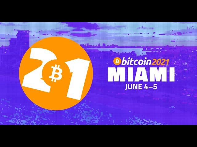 Bitcoin 2021 Day 2: Monster Panel