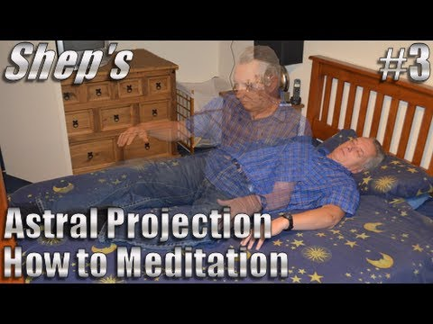 Guided Astral Projection Meditation for Spiritual Out of Body Experiences