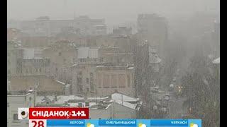 Українців лякають аномально холодною зимою