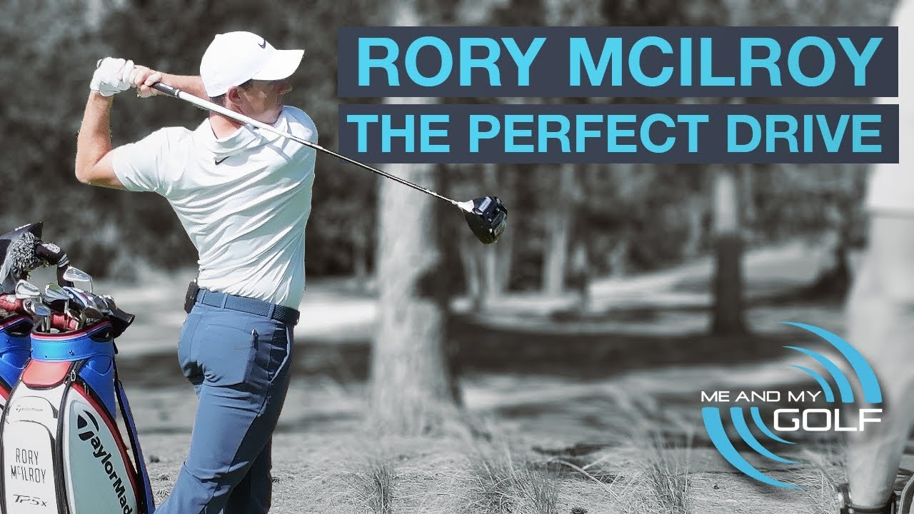 Rory Mcilroy How To Hit Your Irons Me And My Golf Youtube