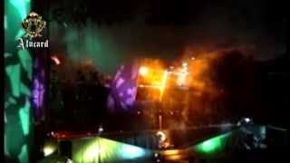 Metallica Pyrotechnic Effects 1989/1995 and James accident