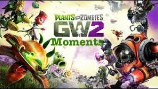 Plants Vs Zombies Garden Warfare 2 Moments(Epic and Weird Moments)| All Games