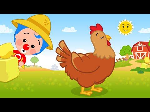 Galinhazinha ♫ Música Infantil - Canções para Crianças ♫ Um Herói do Coração
