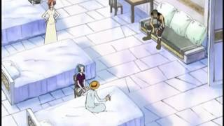 one piece funny scene 26 luffy wakes up