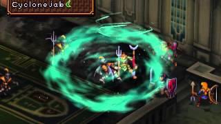 Vandal Hearts 2 100% Walkthrough Part 68 Blood Knight Jacob