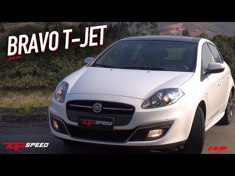 Avaliação Fiat Bravo T-Jet| Canal Top Speed