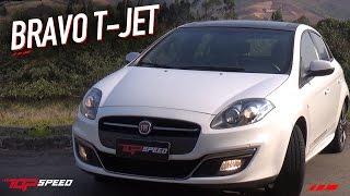 Avaliação Fiat Bravo T-Jet  Canal Top Speed