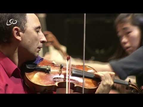 Sarasate Zigeunerweisen - Carmine Lauri Violin, LSO, Elim Chan Conductor - Hanoi 6.10. 2018