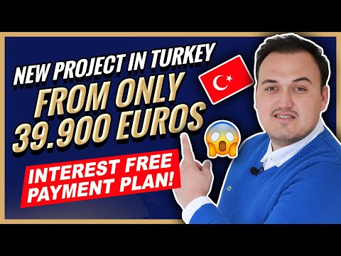New Apartments For Sale In Turkey With Payment Plan 🔥 Turkey Real Estate