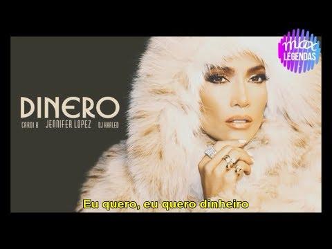 Jennifer Lopez - Dinero (Tradução) (Legendado) (feat. Cardi B e DJ Khaled)