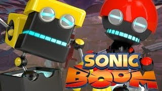 Sonic Boom News - Orbot and Cubot Confirmed, New Tails Voice Actress